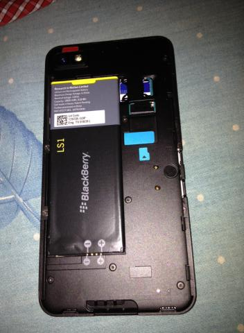 blackberry 10 battery