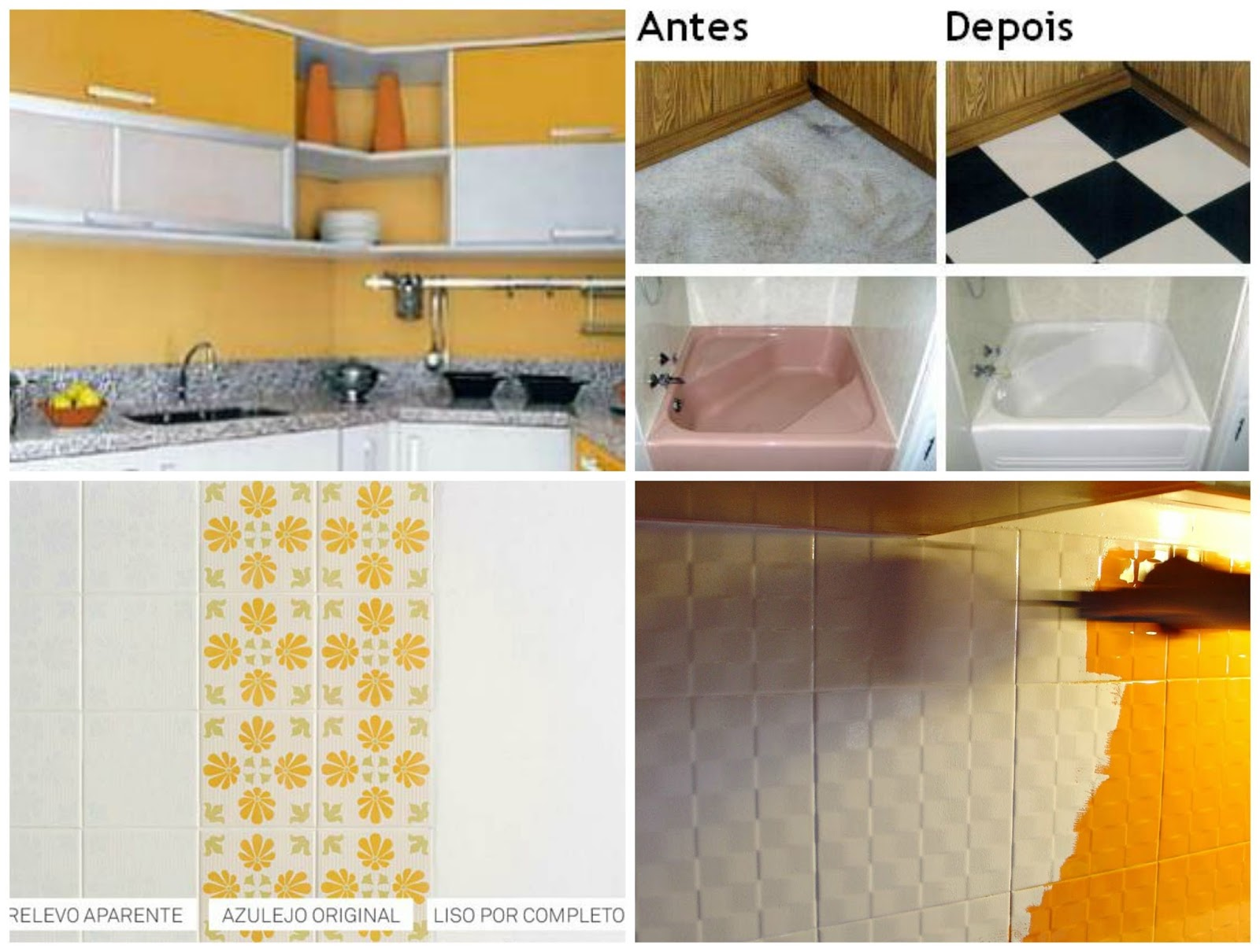 Dicas de como pintar azulejos mari beleza pura - Pintura para azulejos de bano ...
