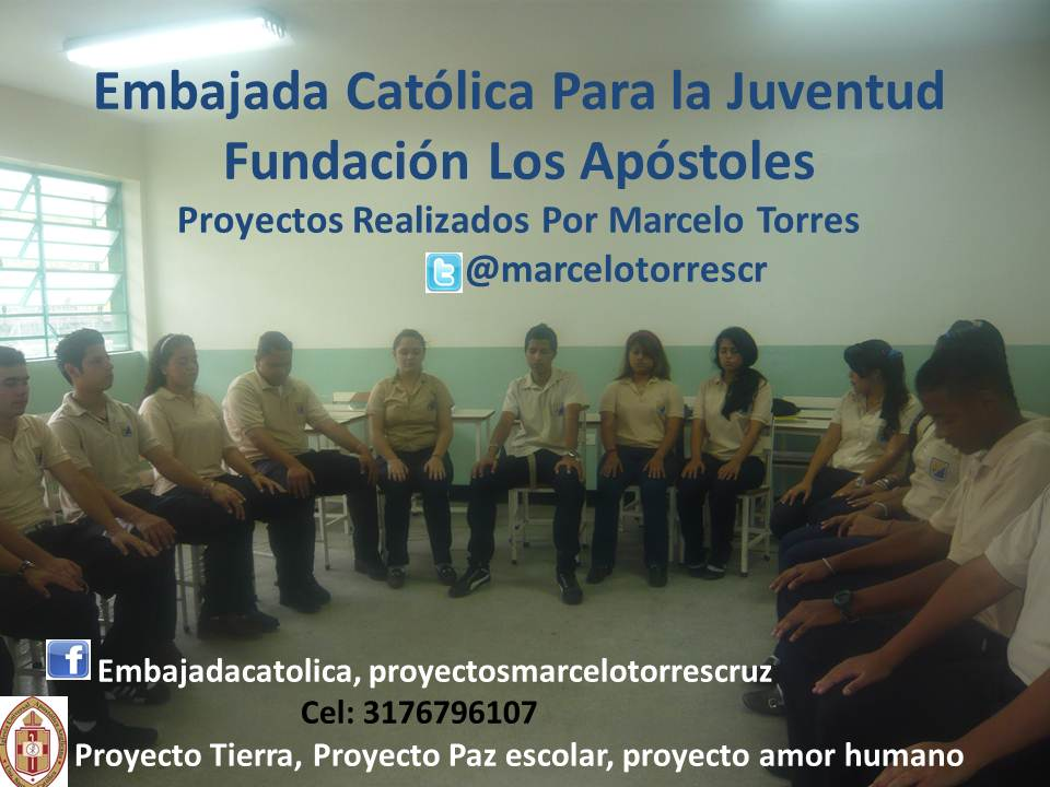 Embajada  Catolica Para La Juventud Juan Pablo II