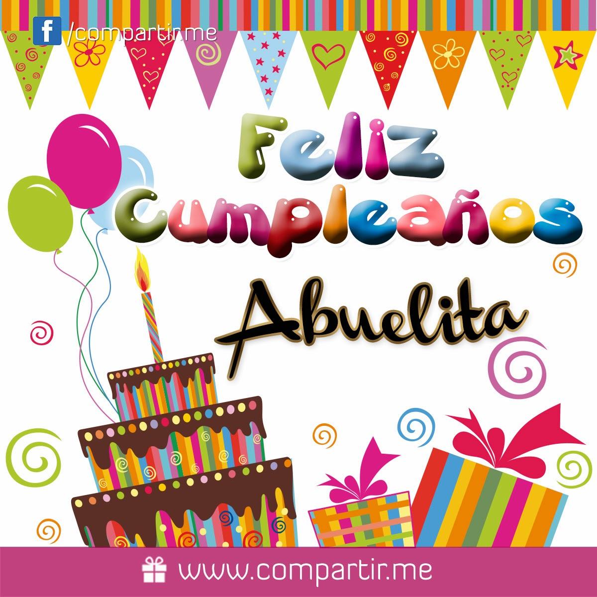 En el día de mi cumpleaños doy gracias a Dios...
