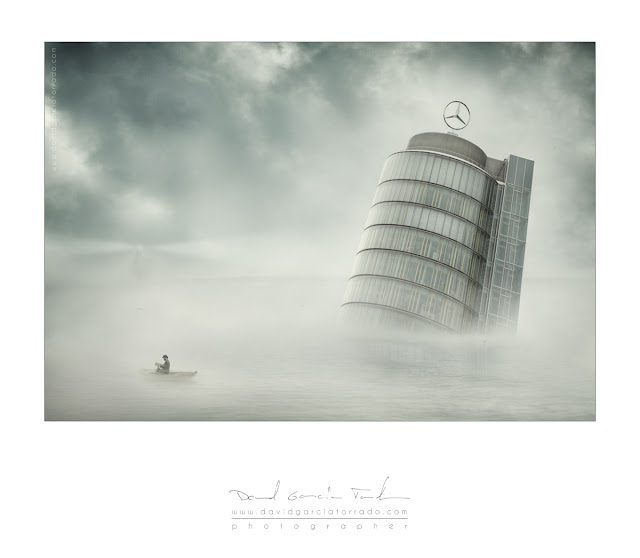 Catastrofica realidad | catastrophic reality | 2010 | Steel Beauty | David García Torrado. International photographer, Asturias, Madrid, Munich.