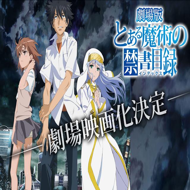ดูการ์ตูน To Aru Majutsu no Index Movie Endymion no Kiseki อินเด็กซ์ คัมภีร์คาถาต้องห้าม