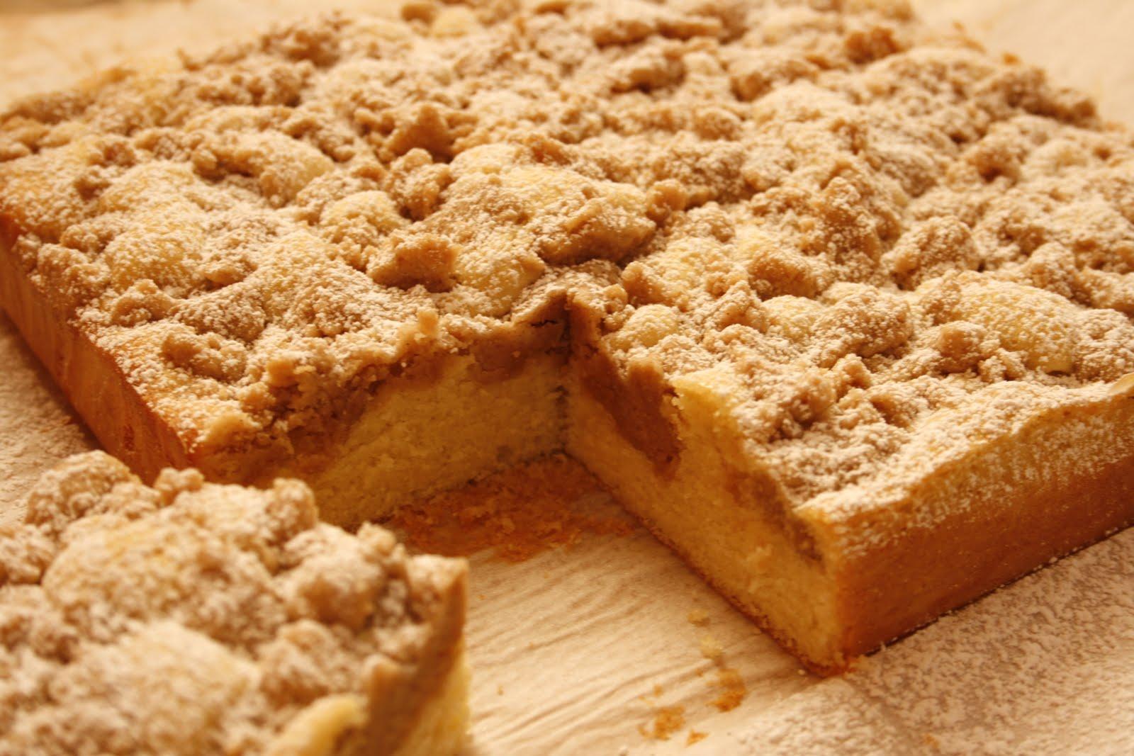 Laura's Sweet Spot: New York Style Crumb Cake