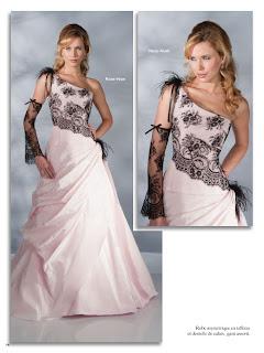 Vestidos diseño Pia Benelli 2012