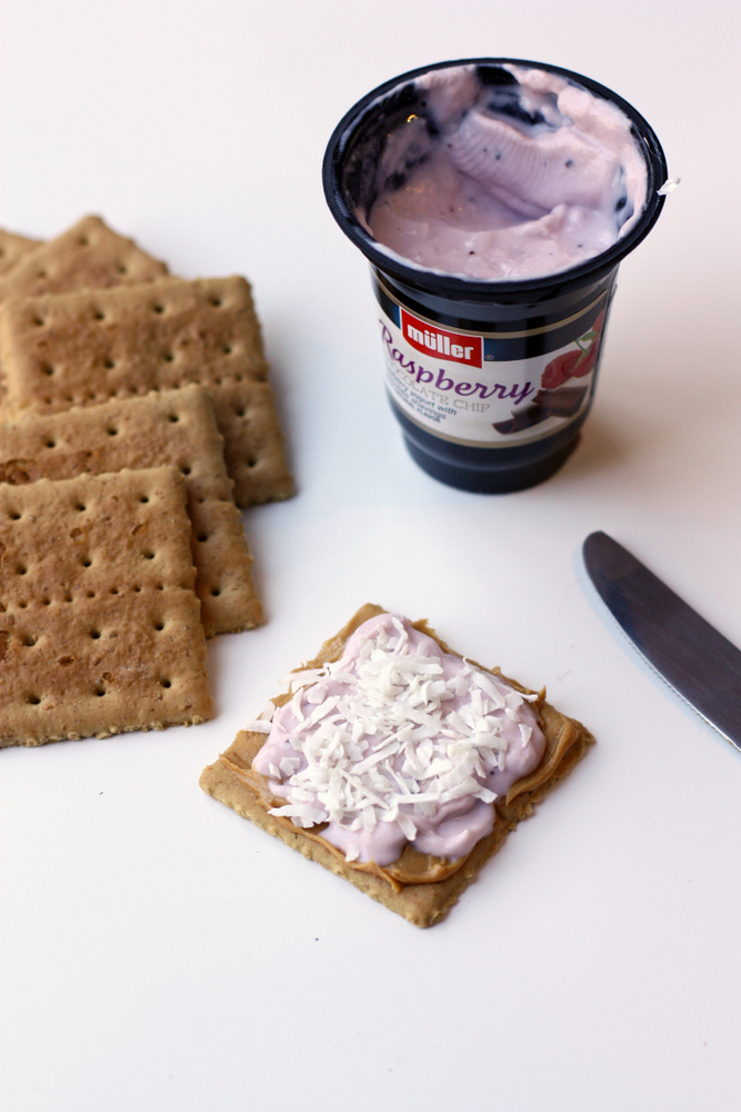 Yogurt doesn't have to be boring! 3 fun and quick recipes for kid and adult friendly snacks.