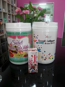 SECRET KAWAI COLLAGEN - SET JIHAN