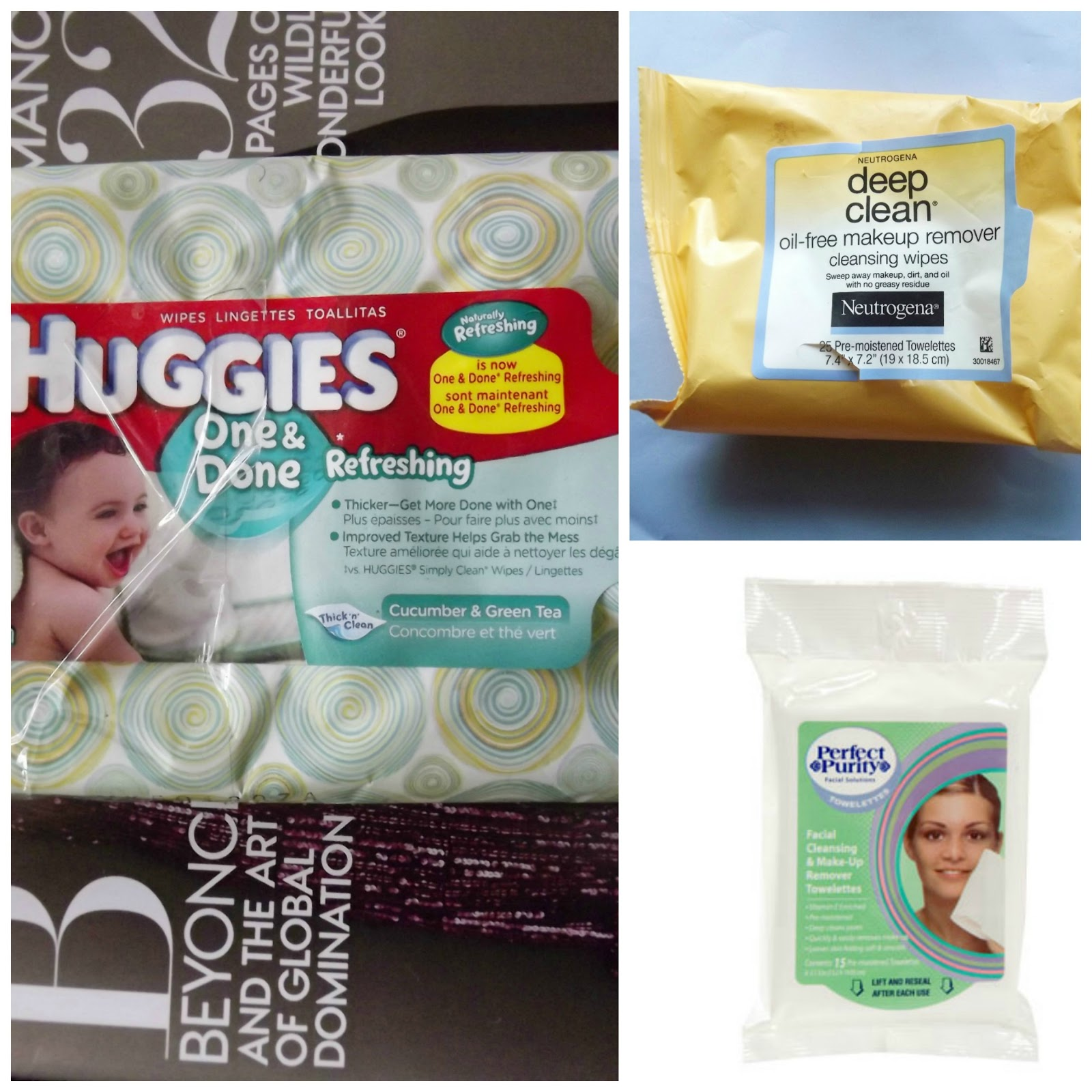 Makeup Remover Wipes Review?