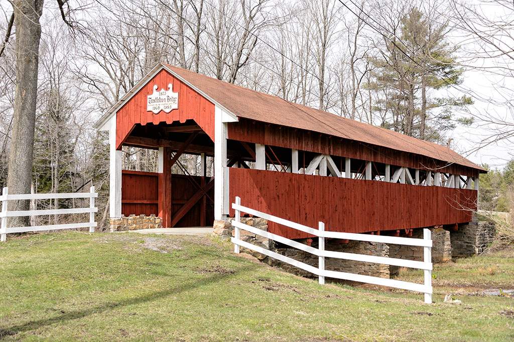 Trostletown Covered Bridge