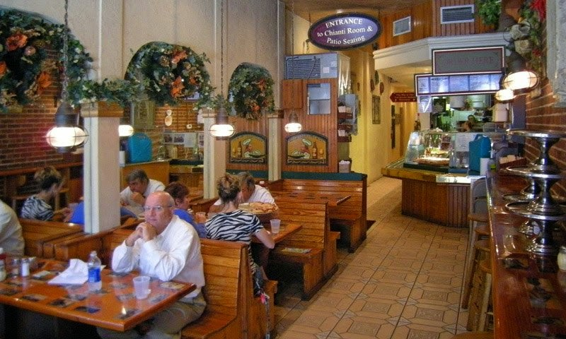 Pizzalley's receives national acclaim | StAugustine.com 2 St. Francis Inn St. Augustine Bed and Breakfast