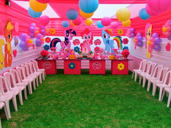 Decoracion De My Little Pony