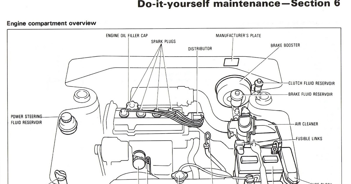 toyota  lexus lover  1988 toyota camry lx owners manual  cont