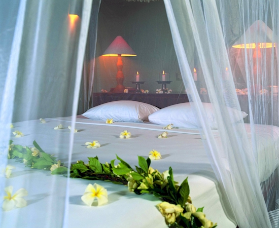 Lifestyle of dhaka wedding bedroom decoration idea simple for Asian wedding bed decoration