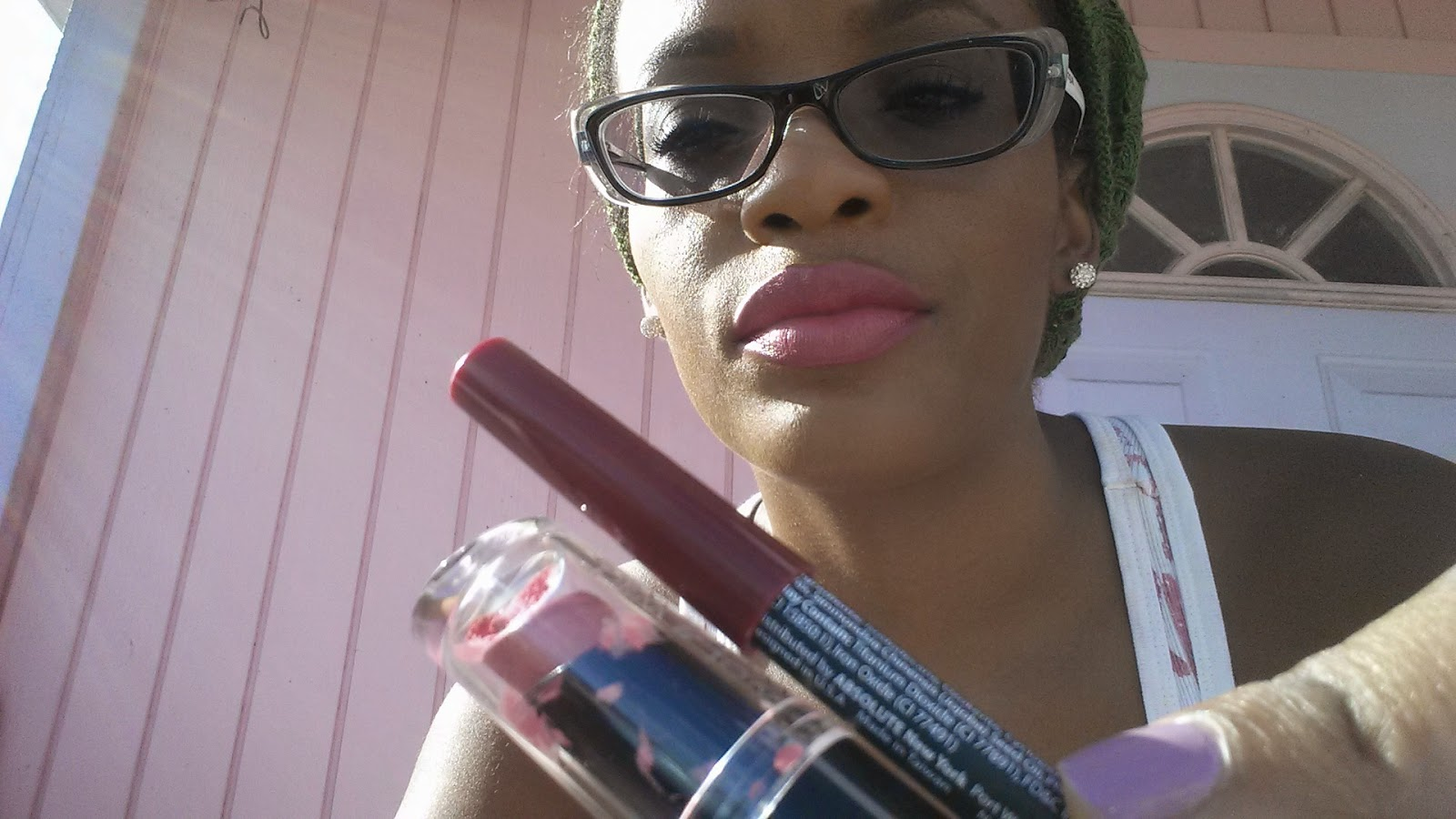 Wet n Wild '906D Wine Room' + Absolute New York Waterproof Gel Lip Liner 'Berry' www.modenmakeup.com