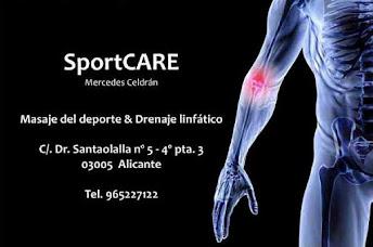 Mi recomendación personal:<br>SportCARE