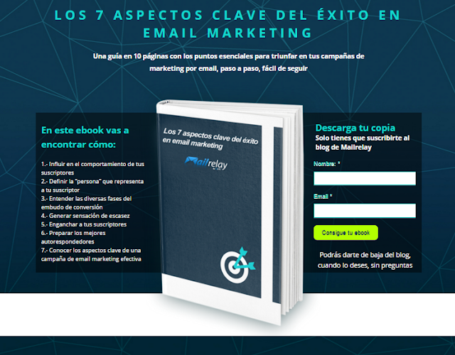 [Ebook] Los 7 aspectos clave del éxito en email marketing