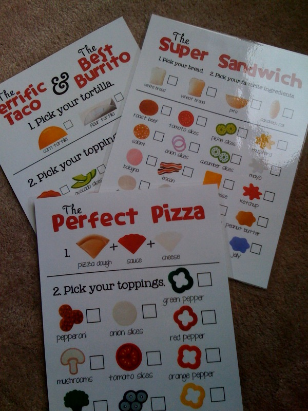 From Melissa and Doug blog site, click on free printables.