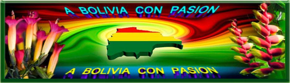 A BOLIVIA CON PASION