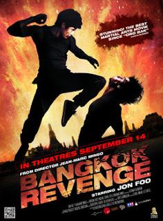 Trả Thù Bangkok - Bangkok Revenger (2011)