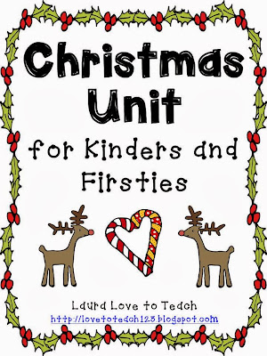 http://www.teacherspayteachers.com/Product/Christmas-ELA-Activities-K-1-989222