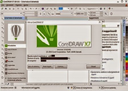 CorelDRAW Graphics Suite X7 Crack