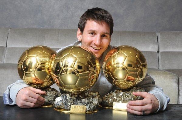 Quien ganara el Balon de Oro 2013?
