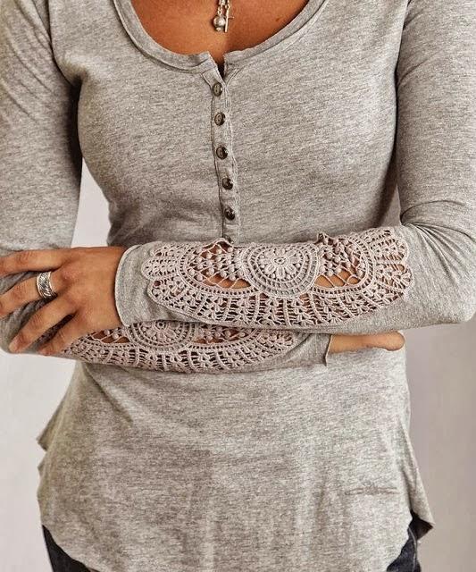Cute full sleeve shirt fashion trend