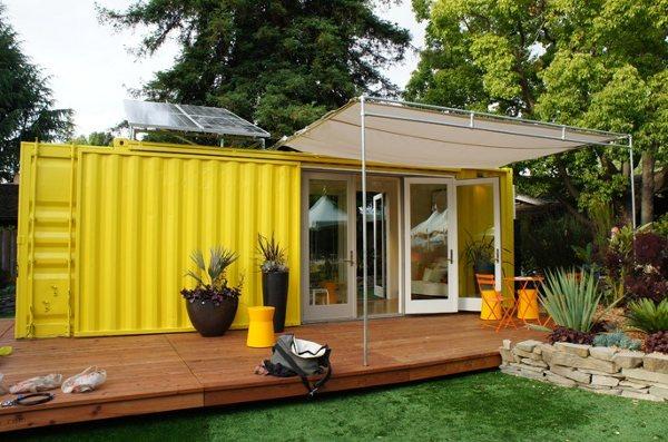 Casas contenedores casa en un contenedor 18m2 - Casa ecologicas prefabricadas ...