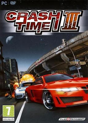 شرح تحميل لعبة السيارات الرائعة Crash Time 3 مضغوطة بحجم 900 MB