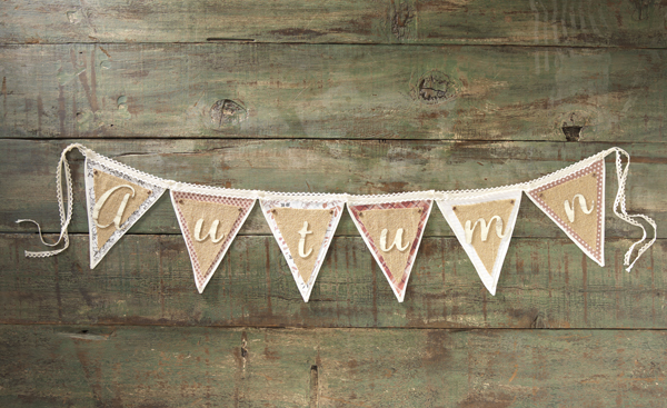 Autumn Canvas Banner @craftsavvy @sarahowens #halloween #banner #party #diy