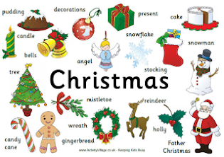 Christmas Vocabulary_1