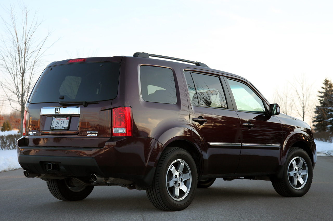 HD WALLPAPERS HONDA PILOT 4WD TOURING