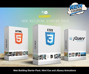 HTML CSS & JQuery Course