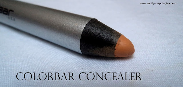 colorbar instant cover up stick concealer