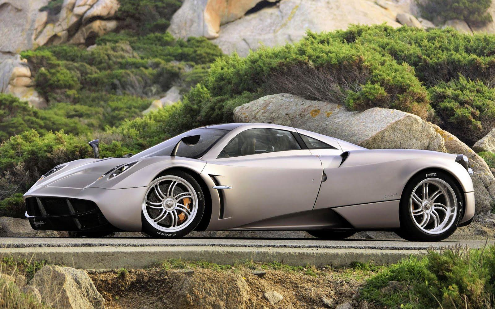 Autos de súper lujo - Autos deportivos