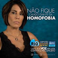 DIGA NÃO HOMOFOBIA