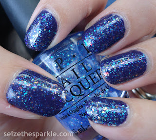 Opalescent Nails