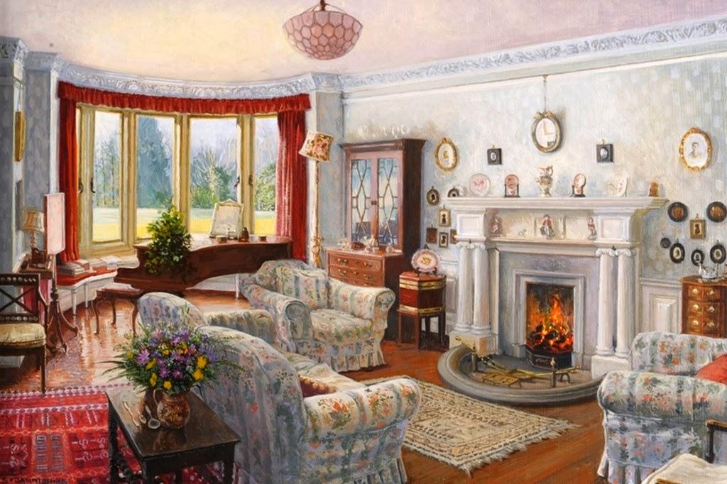 Pinturas cuadros lienzos cuadros al leo pinturas de interiores de casas - Pinturas para interiores de casas ...
