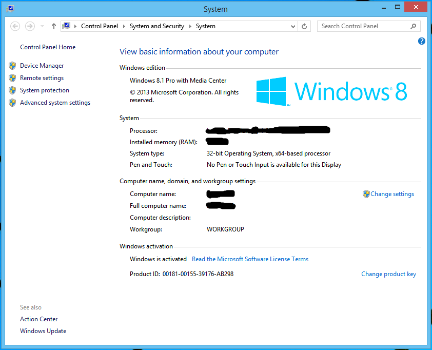 Windows 8.1 activator by ahmad magdi 1.5