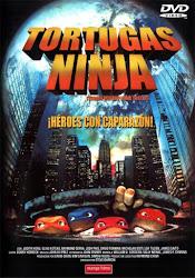 Las Tortugas Ninja (1990) [Latino]