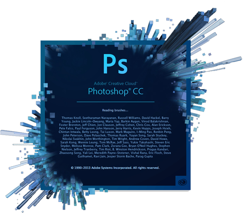 Adobe Photoshop 2014 Free Download Full Version