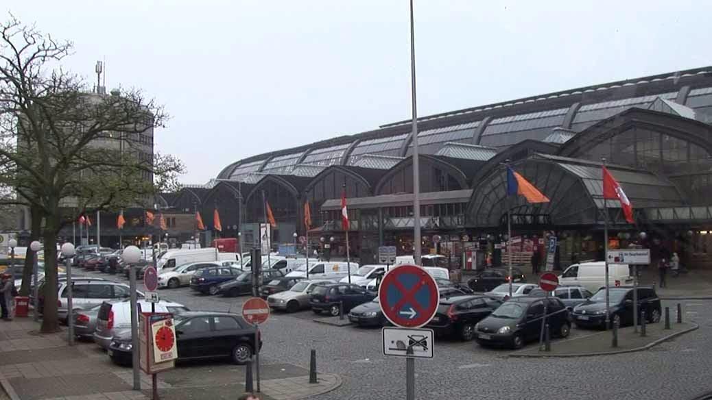 Hamburg City Tour - Starting Point