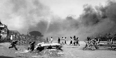 Sejarah Singkat Pertempuran Surabaya