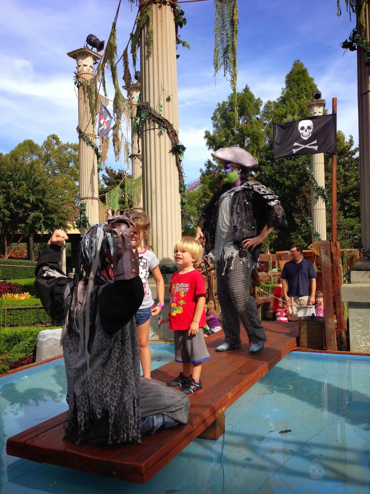 Visiting Busch Gardens With Kids Williamsburg