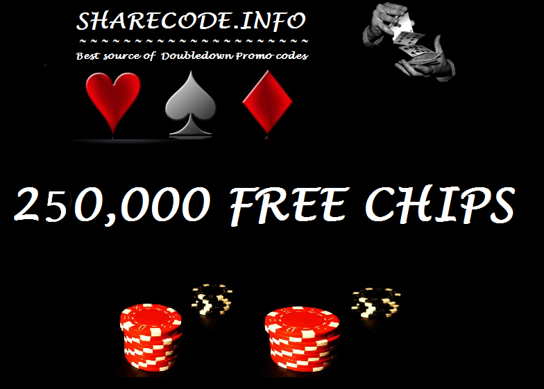 Free Chips DoubleDown Casino Promo Codes