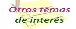 MAS TEMAS DE INTERES