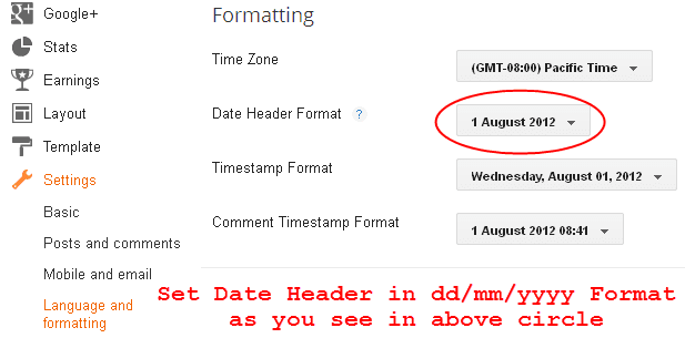 Add Beautiful Calendar Style Date Widget for Your Blog Post