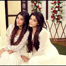 Marwa With Her Sister Urwa