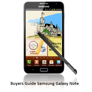 Gambar Samsung Galaxy Note