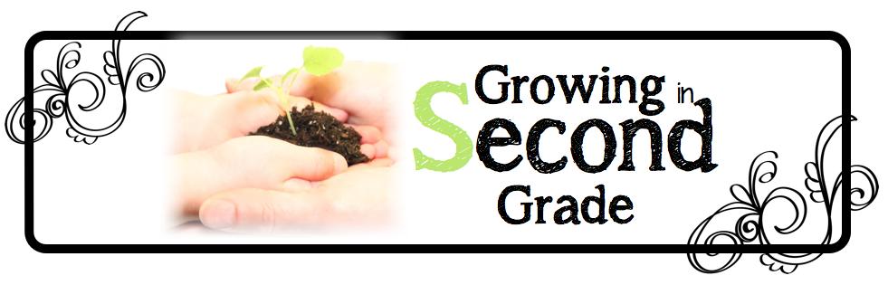 Growing in Second Grade