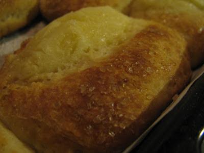 panini dolci con crema pasticcera